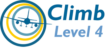 Climb Level 4 - ICAO English